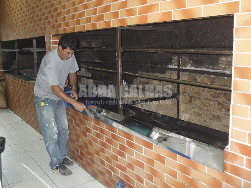 Abba Calhas | Instalação de calhas e rufos em Curitiba